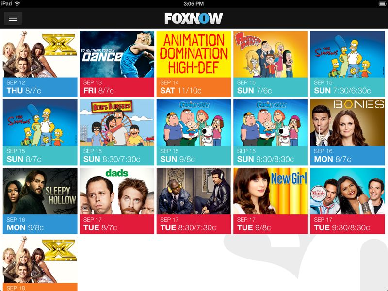 Fox Now is dominating other Fox Now