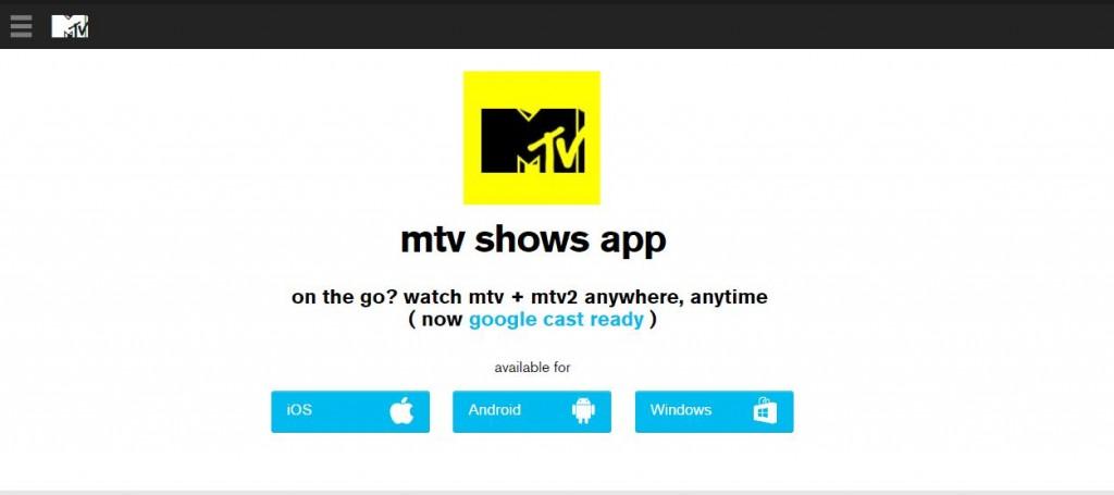 MTV-App-Streaming