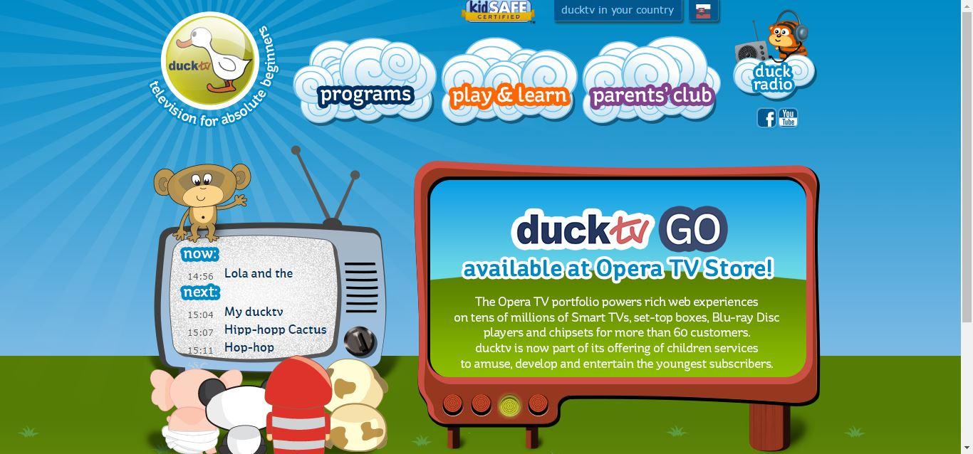 streaming-ducktv