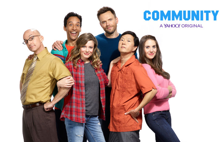 community yahoo screen season six