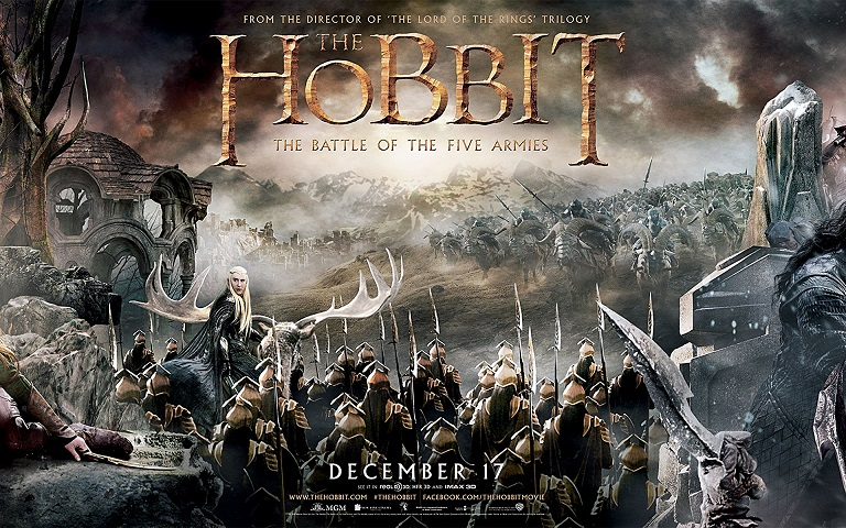 the hobbit on vudu
