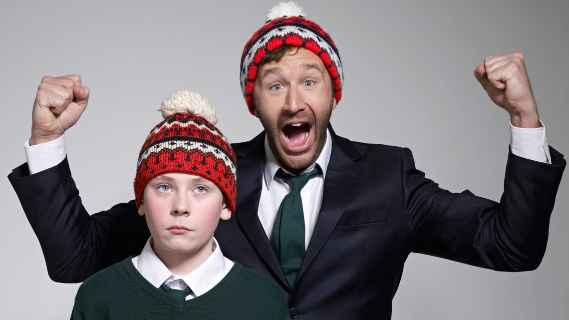moone boy season three premiere