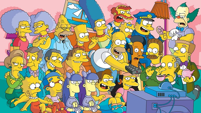watch the simpsons online free