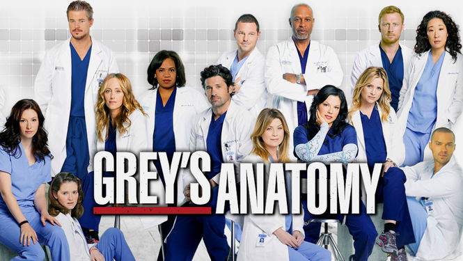 Watch greys anatomy onlin