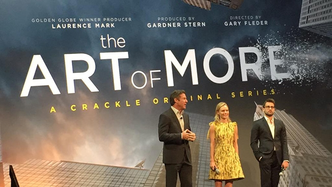 crackle art of more premiere date