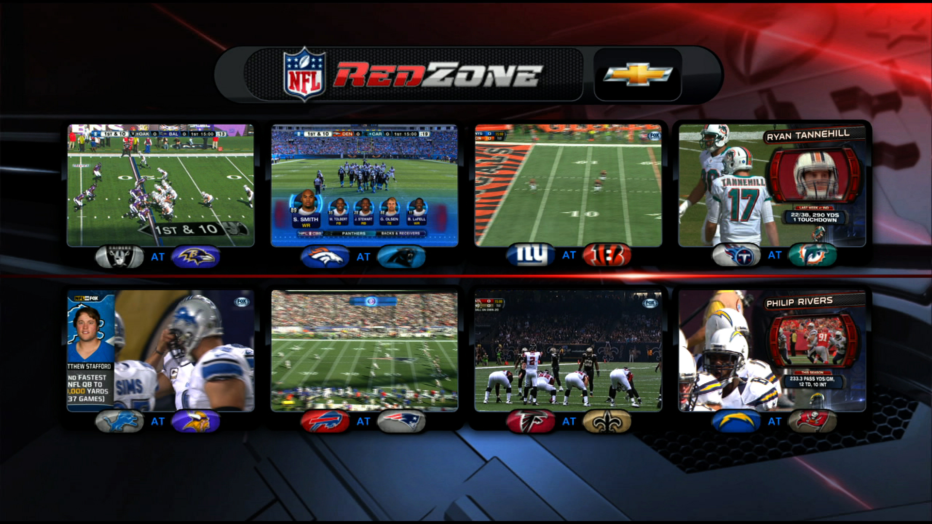 How to Watch NFL RedZone Online & Streaming Live for Free