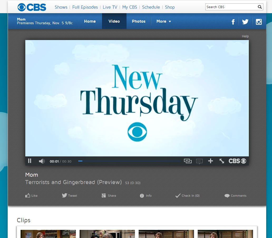 How To Watch Cbs Mom For Free Online Streaming