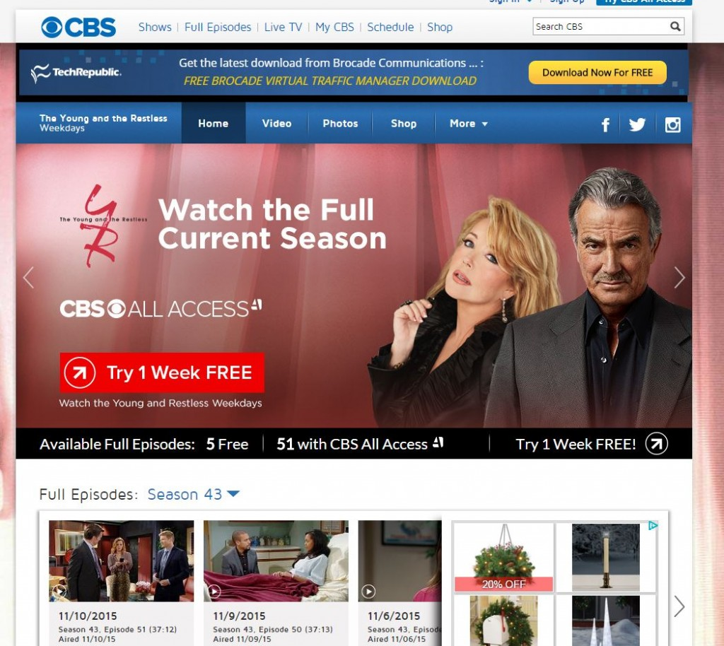 watch-young-and-the-restless-online