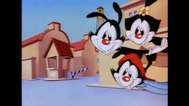 animaniacs on netflix