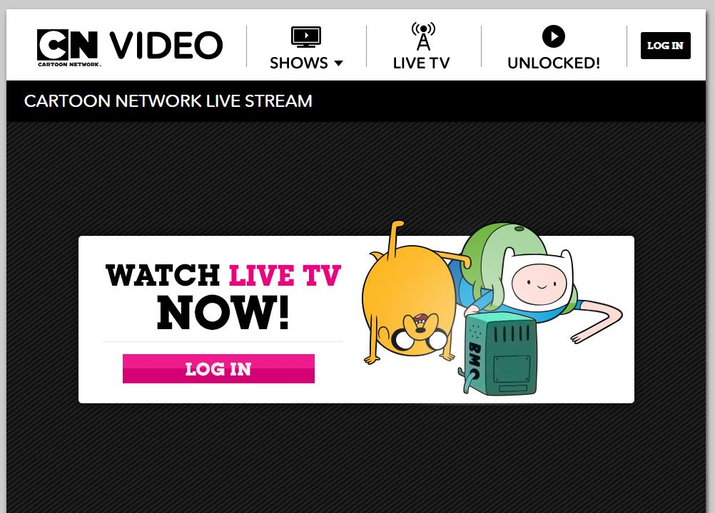 How To Stream Cartoon Network Online