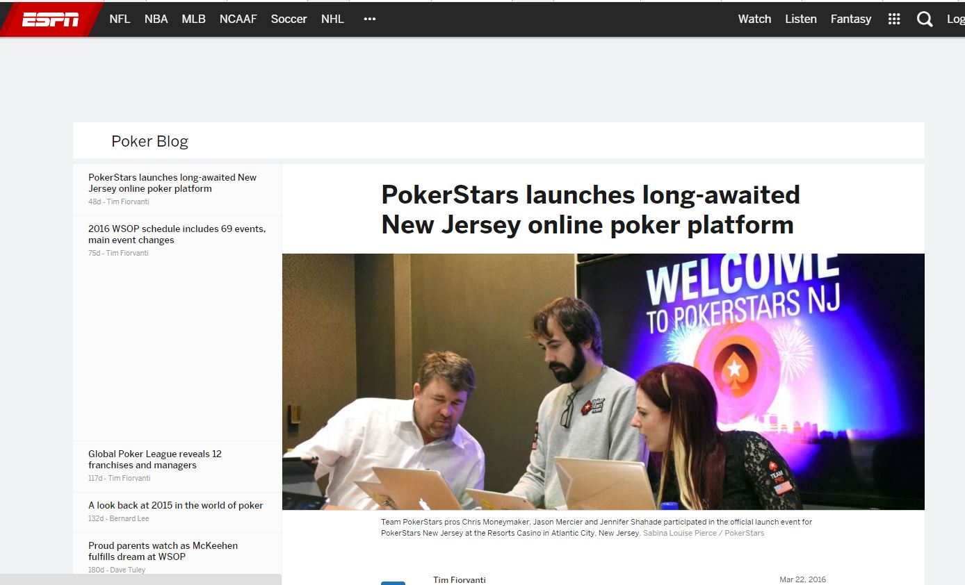Watch Poker Online