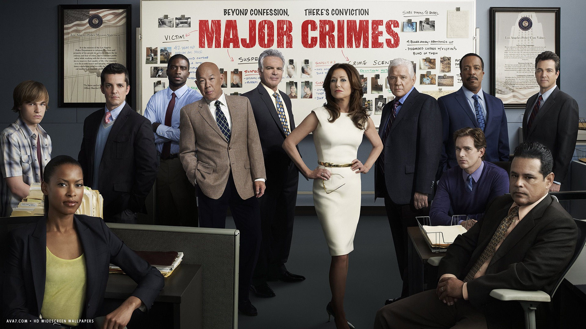 serien stream major crimes