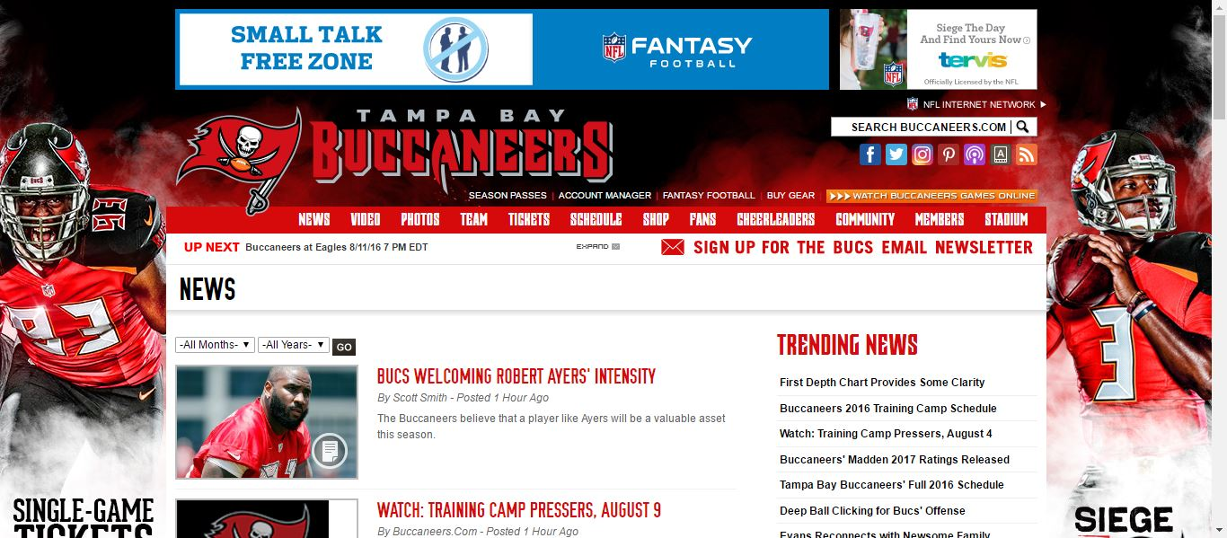 streaming-Tampa-Bay-Buccaneers
