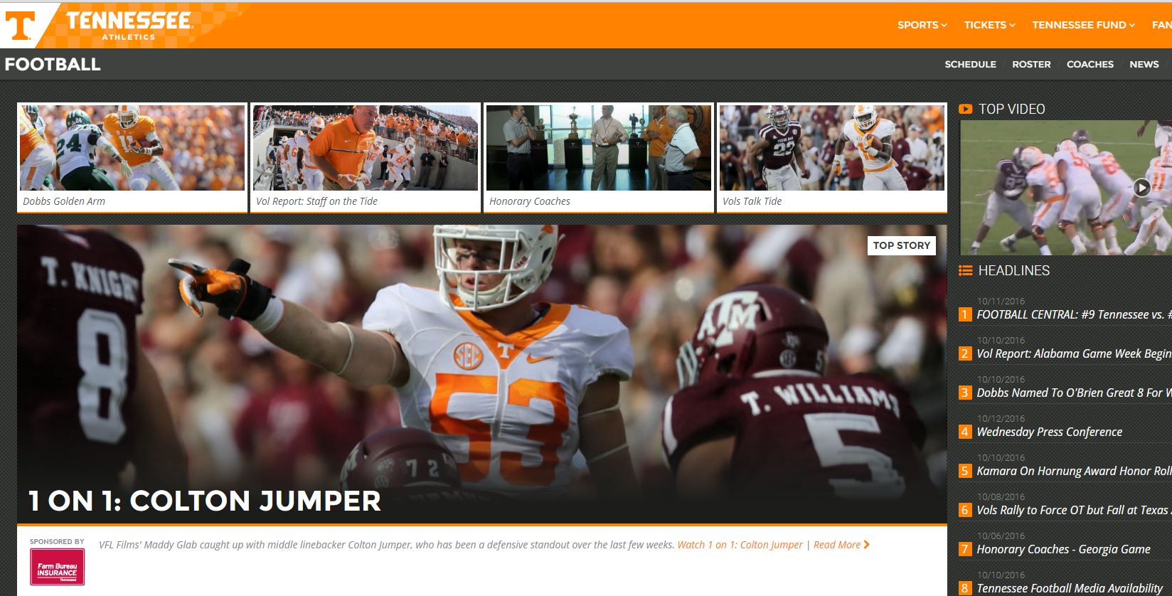 streaming-tennesee-vols-games-online