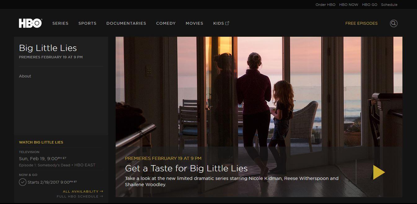 big little lies online watch free