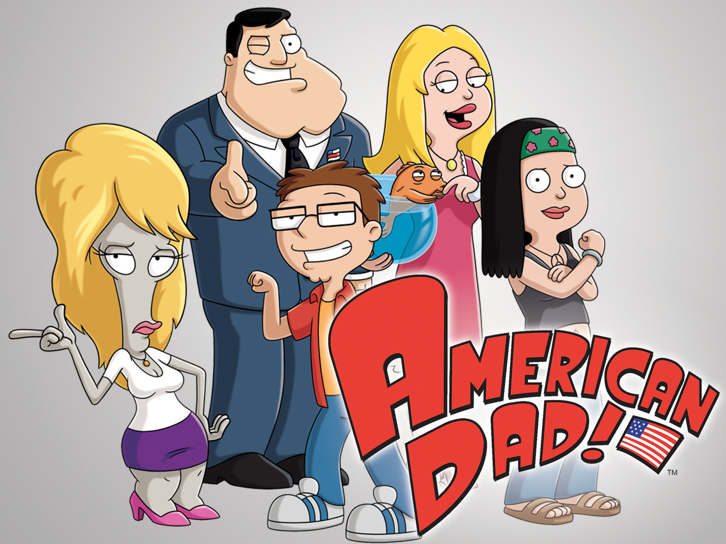 Bs To American Dad